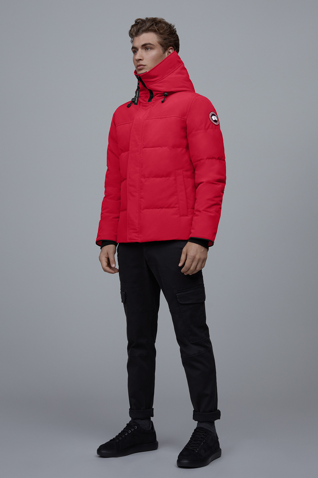 Mens Ultimate Snow Action Jacket in Night Navy | Superdry
