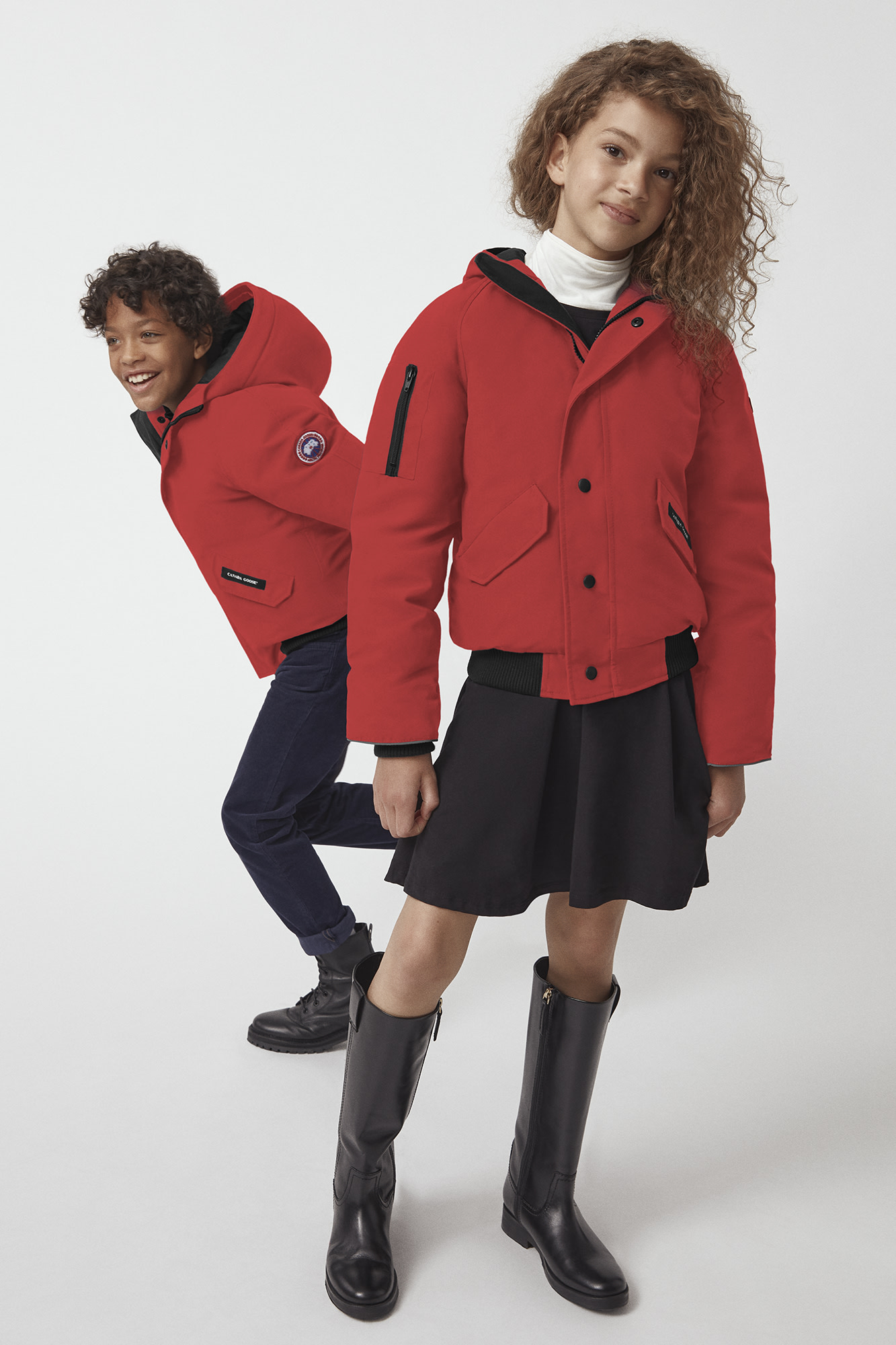 Rundle Bomber Youth Canada Goose