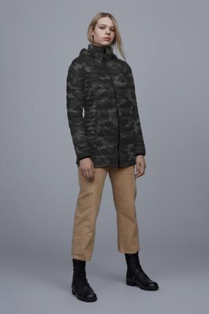 Brookvale Hooded Coat Black Label