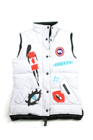 Donald Robertson Freestyle Vest