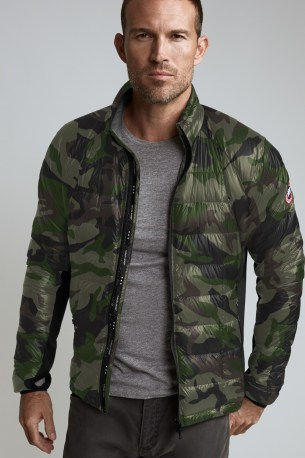 HyBridge Lite Jacket Print