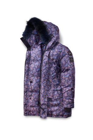 Silk Langford Parka for Opening Ceremony