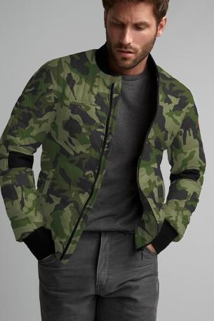 Men's Dunham Down Jacket Print