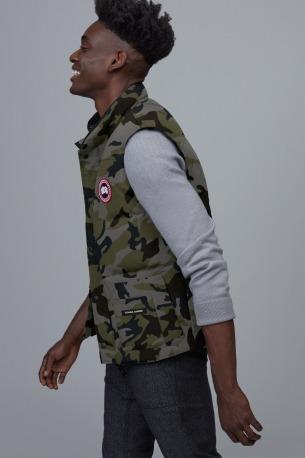 Freestyle Crew Vest Print