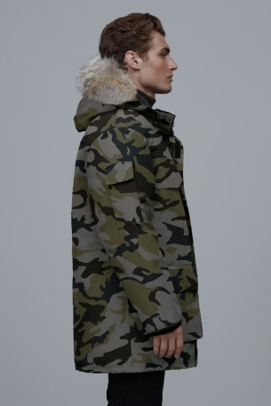 Expedition Parka Print