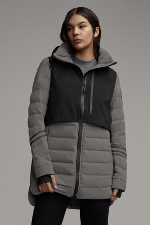 Women's HyBridge CW Element Down Jacket Black Label
