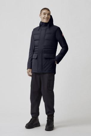 Manteau en duvet Breton pour homme