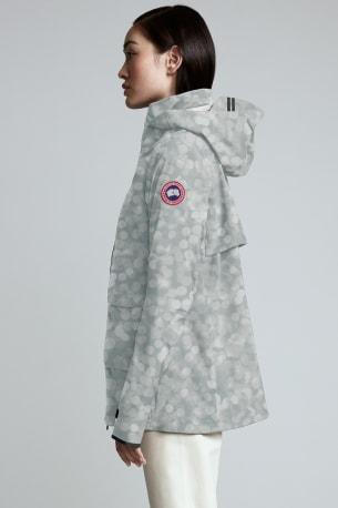 Women's Pacifica Rain Jacket Print
