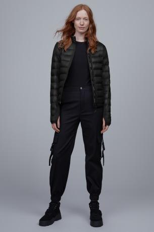 Women's HyBridge Lite Down Jacket Black Label