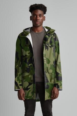 Men's Seawolf Rain Jacket Print