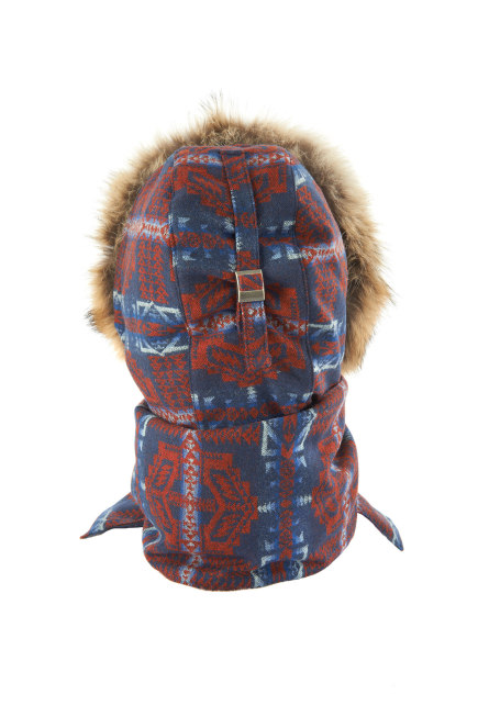 Pendleton Down-Filled Hooded Scarf