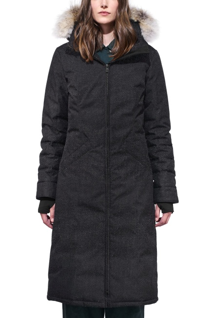 Elrose Parka Black Label