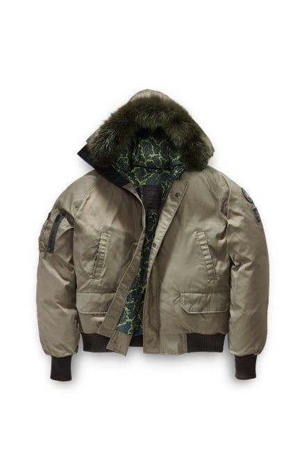 Men's Chilliwack Bomber Jacket for Opening Ceremony