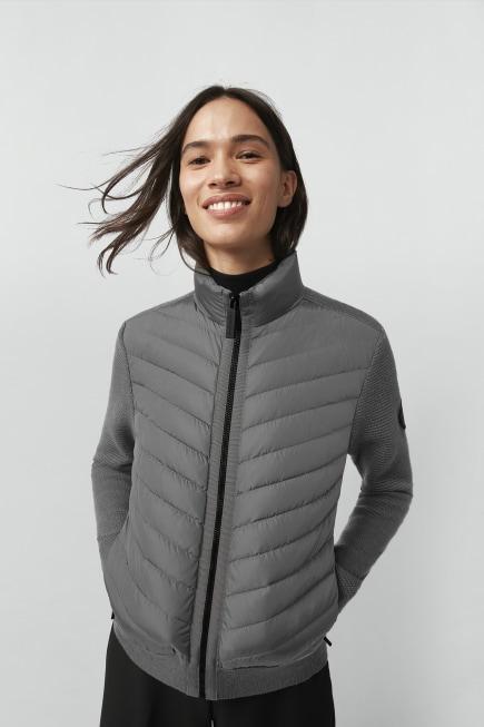 HyBridge Knit Jacket Black Label
