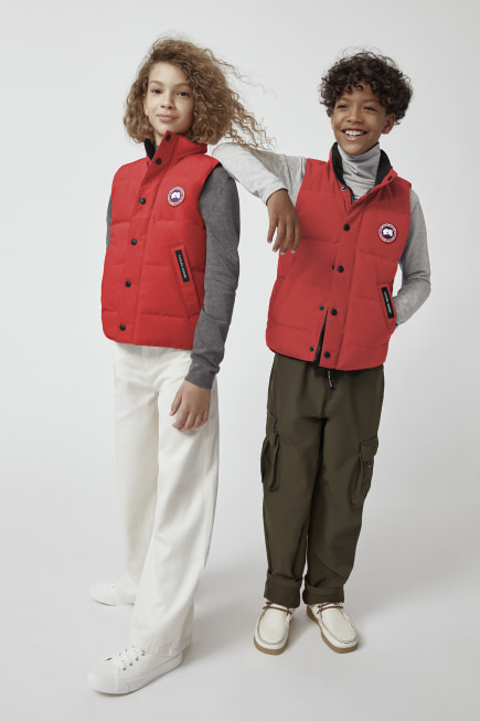 Youth Vanier Down Vest