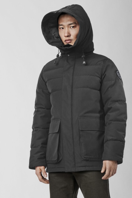 Parka Wedgemount Black Label