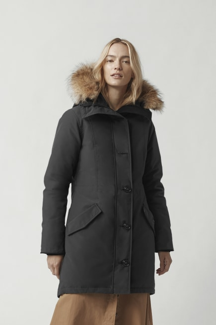 Parka Rossclair Black Label