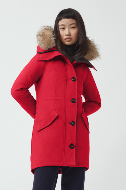 Parka Rossclair Fusion Fit