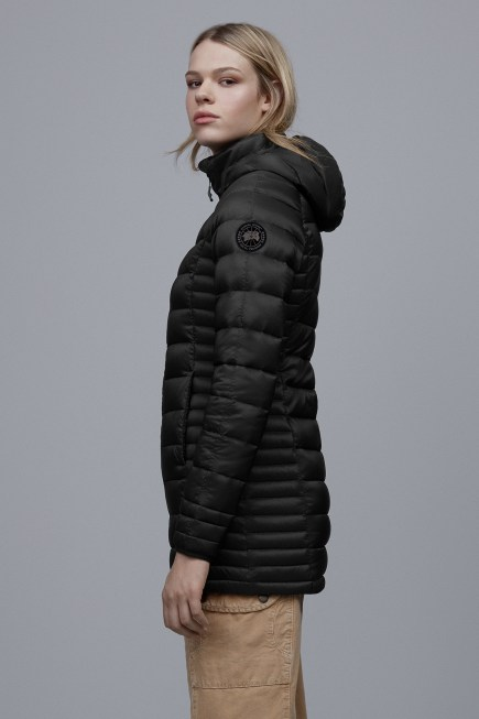 Brookvale Hooded Coat Black Label