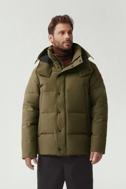 new product ab7e9 6e227 Herren-Parkas im Überblick | Canada Goose®