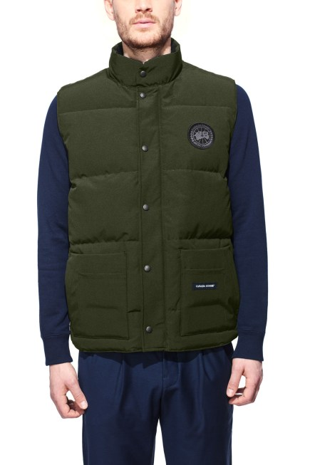 Gilet Freestyle Crew Black Label