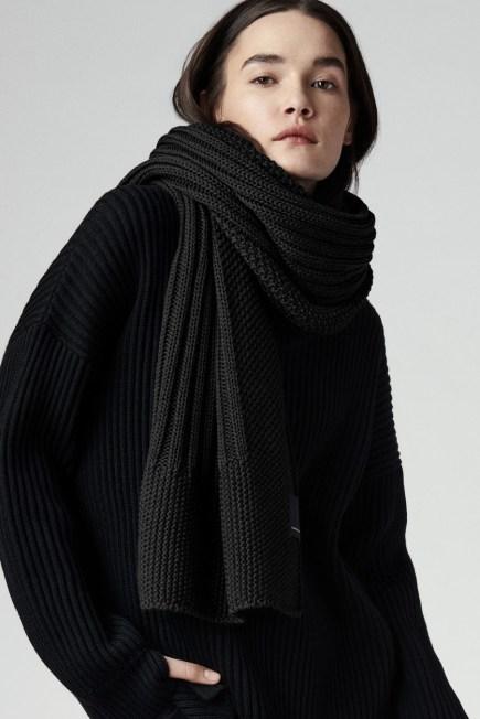 Extra großer Schal