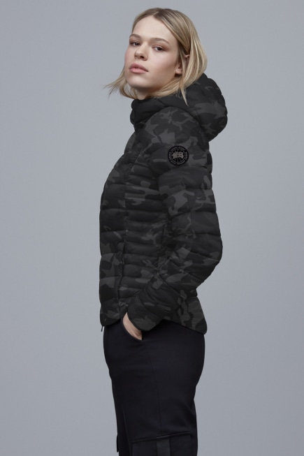 Women's Brookvale Down Hoody Black Label