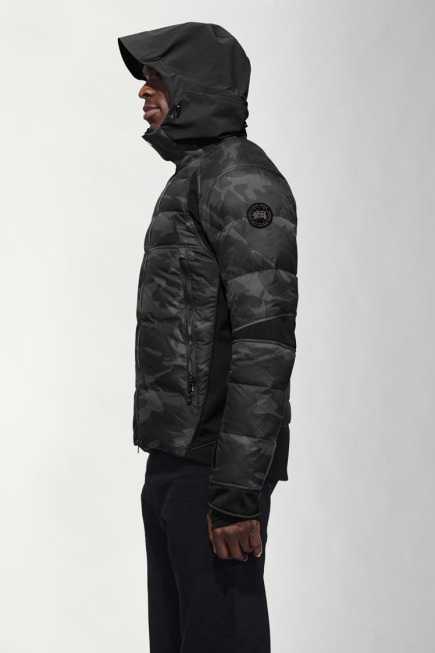 Parka HyBridge Sutton Black Label
