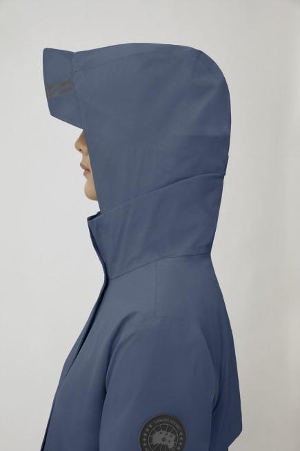 女士 Salida 黑标防雨夹克