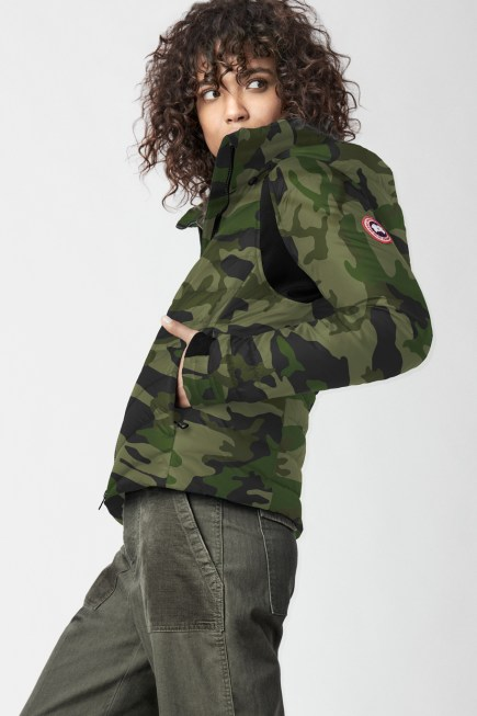 HyBridge Base Jacket Print