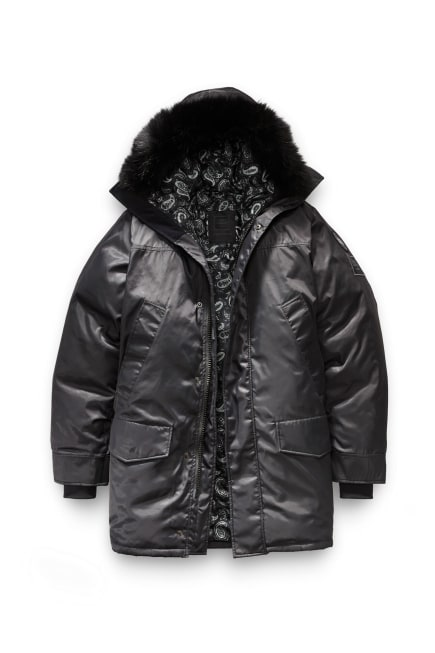 Langford Parka for Opening Ceremony