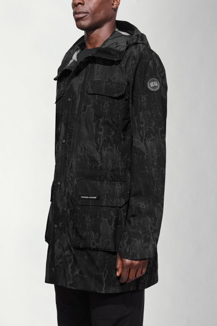 Manteau Harbour Black Label