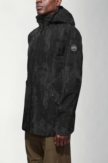 Men's Riverhead Rain Jacket Black Label