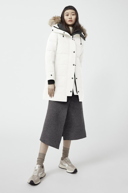 Shelburne Parka Fusion Fit