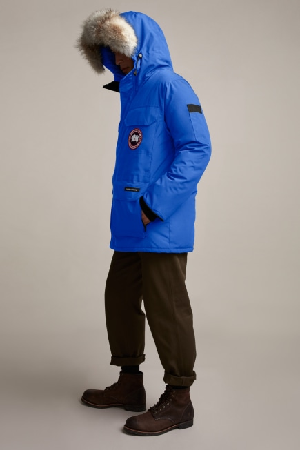 PBI Expedition Parka Print