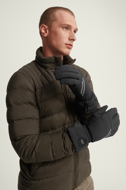 Men's Gloves and Mittens   Leather & Down Filled   Canada Goose®
