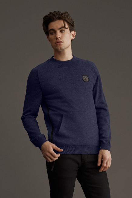 Pull-over en tricot réversible HyBridge Black Label