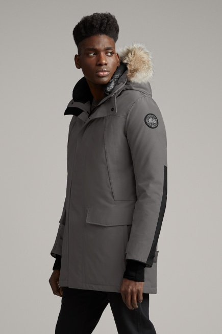 Sherridon Parka Black Label