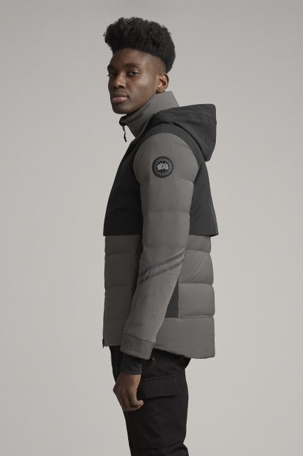 Manteau HyBridge CW Element Black Label