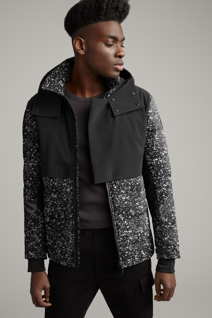 Manteau réfléchissant HyBridge CW Element Black Label