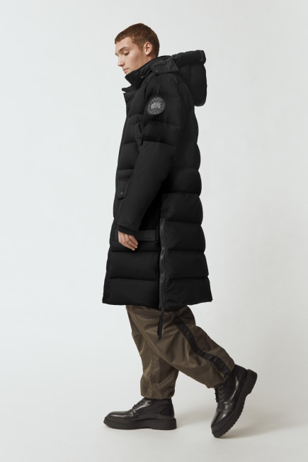 Warwick Parka Tech Black Label