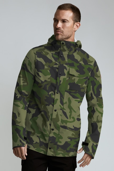 Men's Nanaimo Rain Jacket Print