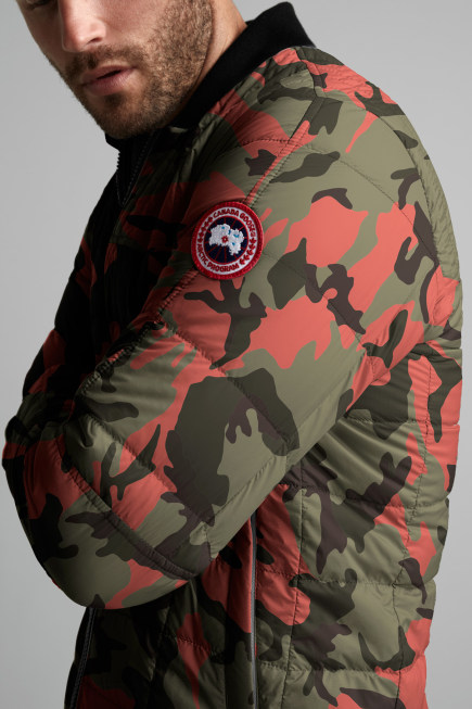 Men's Dunham Down Jacket Print
