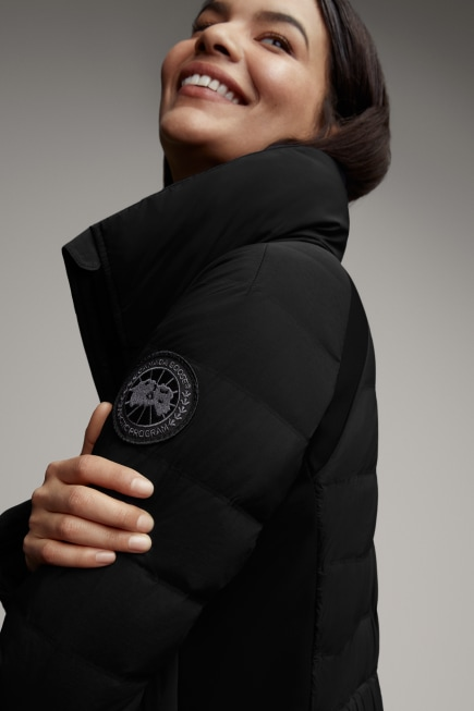 Women's HyBridge CW Down Jacket Black Label