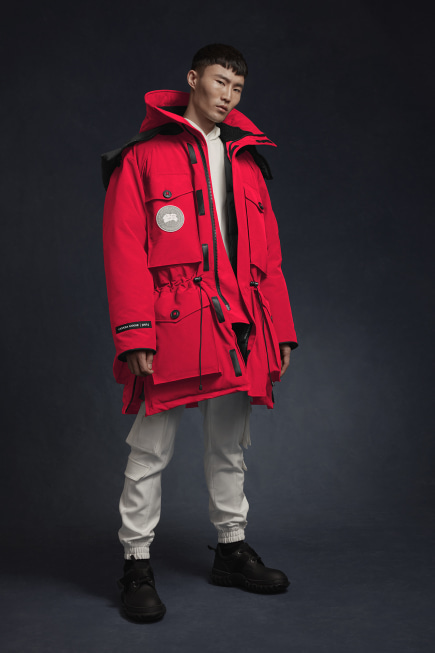 Expedition Parka x juun.j