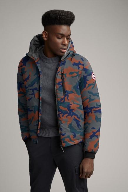Manteau à capuche LodgeRPrint