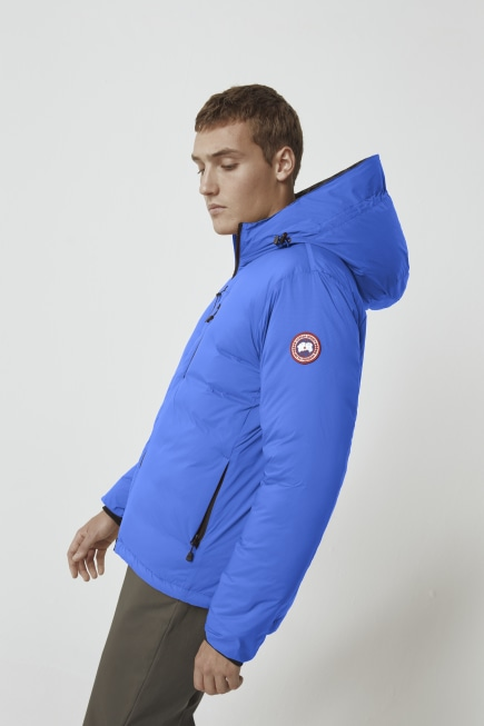 Sweat à capuche en duvet Lodge PBI finition mat pour homme