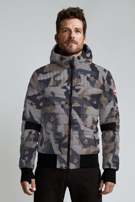 Men's Cabri Down Hoody Print