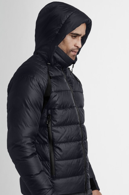 Men's HyBridge Base Down Jacket