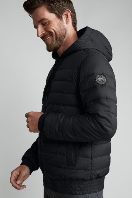 Mens's Sydney Down Hoody Black Label